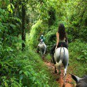 Horseback Riding Drake Bay