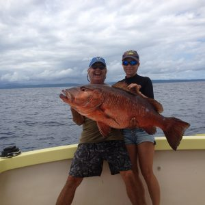 Sport Fishing Drake Bay