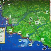 The Drake Bay Beach Hike Trail